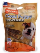 Nylabone Good Puppy Rawhide Calcium