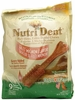 Nylabone Nutri Dent Dental Chews Filet Mignon (9 Large)