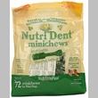 Nylabone Nutri Dent Dental Chews Original (72 Mini)