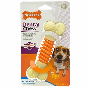 Nylabone Pro Action Dental Dog Chew - Medium