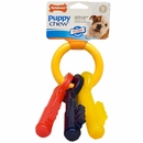 Nylabone Puppy Teething Keys � LARGE (7.75�)