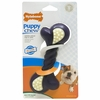 Nylabone® Puppy Chew Double Action Bacon Flavored Bone