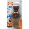 Nylabone® Puppy Ring Teething Chicken Flavored Bone - Wolf (Medium)