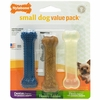 Nylabone Small Dog Value Pack (3 count)