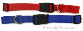 Nylon Adjustable Collar