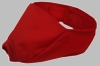 Nylon Muzzle for CATS - MEDIUM (RED)
