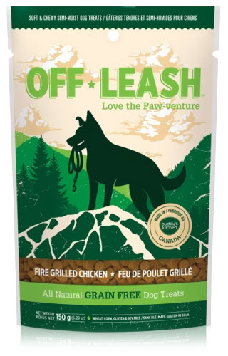 Off Leash Treats