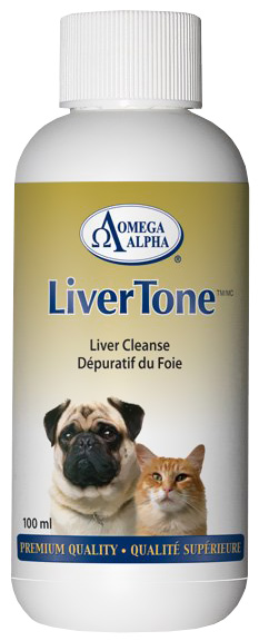 Omega Alpha LiverTone (4 oz)