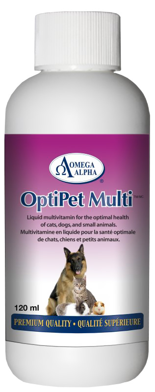 Omega Alpha OptiPet Multi (4 oz)