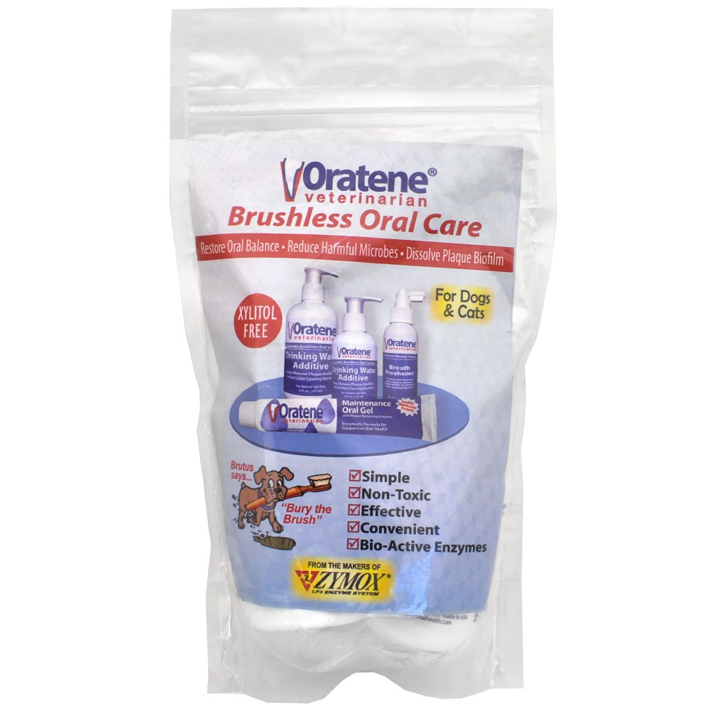 Oratene® Brushless Oral Care Kit