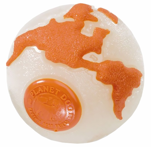 Orbee Tuff Ball Orange - LARGE