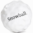 Orbee Tuff Snowball Toy