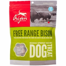 Orijen Freeze-Dried Bison Dog Treats (3.5 oz)