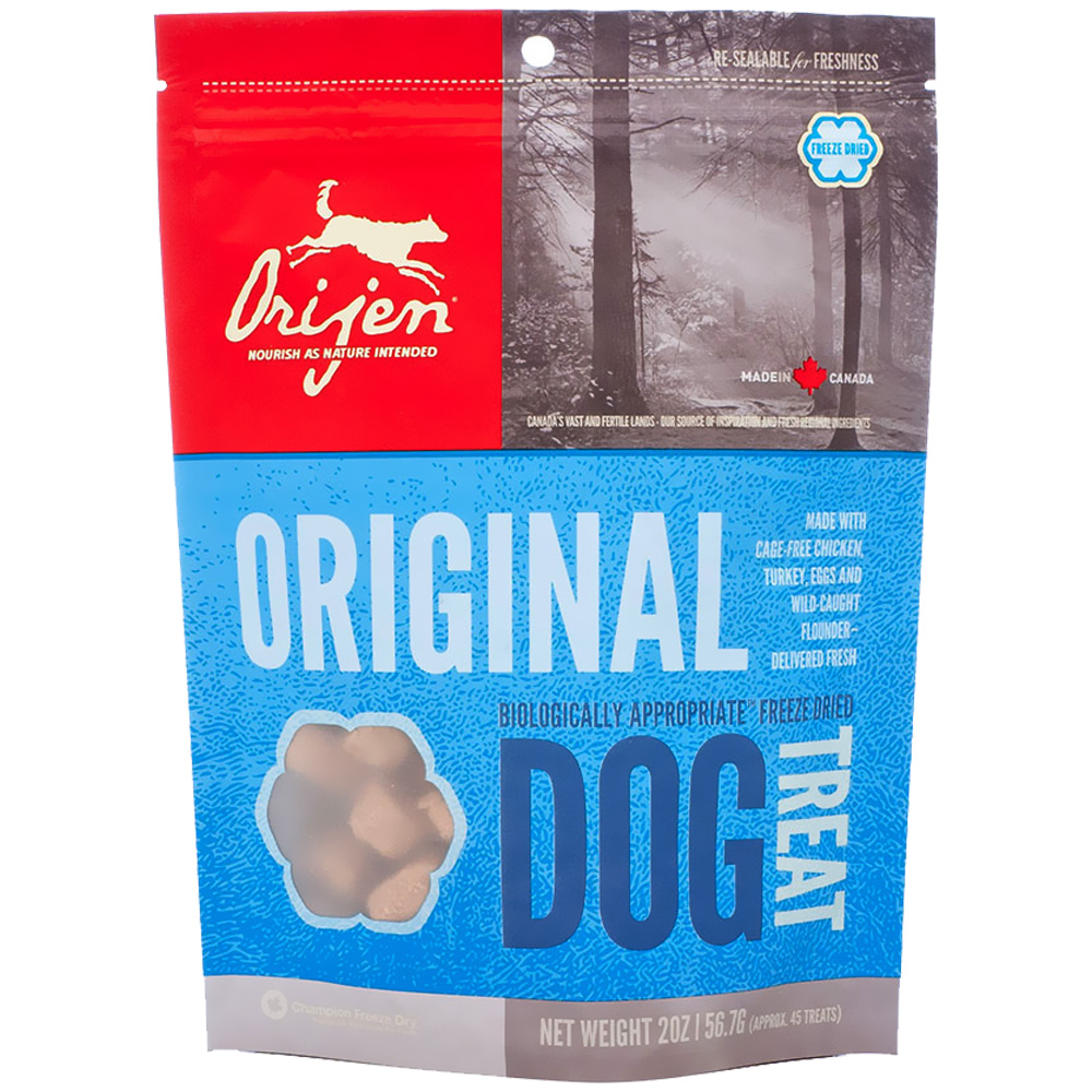 Orijen Freeze-Dried Original Dog Treats (2 oz)