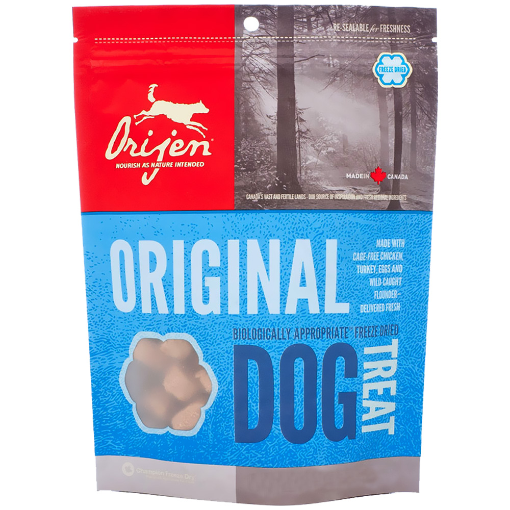 Orijen Freeze-Dried Original Dog Treats (3.5 oz)