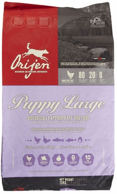 Orijen Large Breed Puppy Food (28.6 lb)