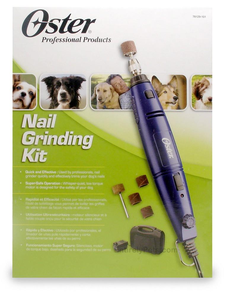 Oster® Nail Grinders