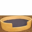 Otis and Claude SLEEP Oval : Green/Marine (Natural, Large)