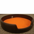 Otis and Claude SLEEP Round : Orange/Blue (Mocha, Medium)
