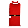Otis & Claude Fetching Fashion Holiday Santa Sweater - X-Large