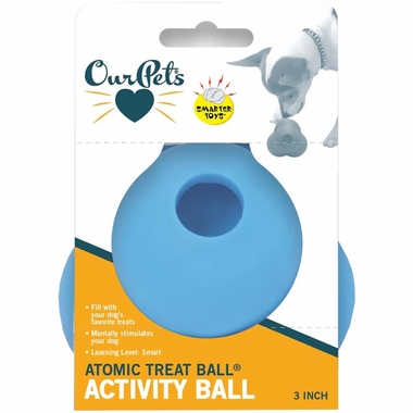 Ourpet Atomic Treat Ball - 3