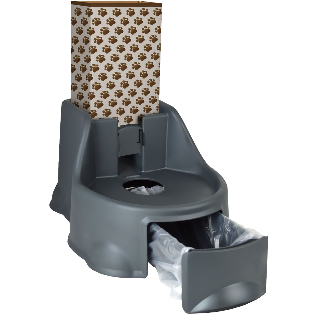 Ourpets Kitty Potty-No Touch Litter Box System