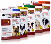 Vet-Kem Ovitrol-X Tend for Dogs