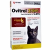 Ovitrol X-Tend Flea & Tick Spot On for Small Cats (2.5-5 lbs) - 3 MONTH