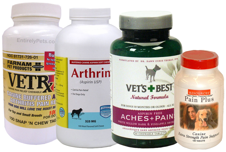 Pain Supplements for Dogs