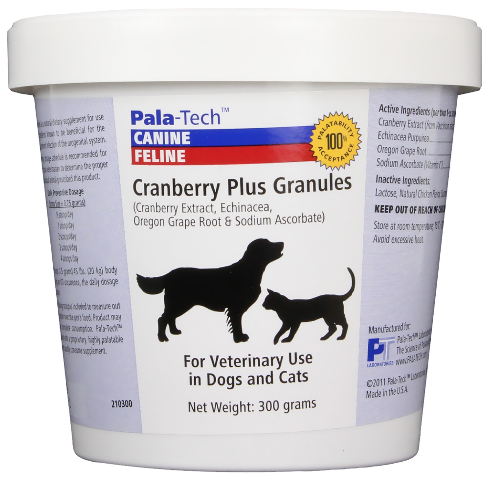 Pala-Tech Cranberry Plus Granules (300 gm)