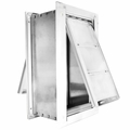 "Patio Pacific Endura Flap Large Wall Mount - Double Flap (10"" x 18"")"