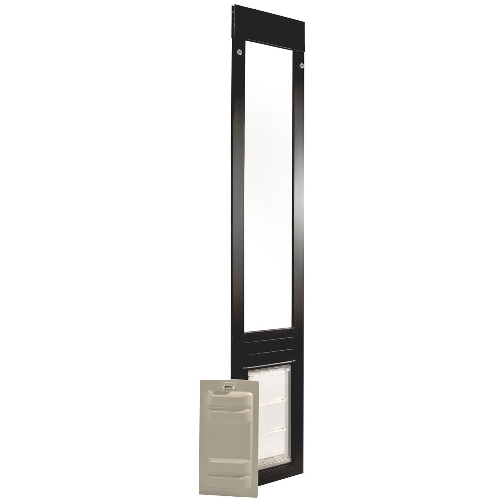 Patio Pacific Endura Flap Thermo Panel 3e Bronze Frame