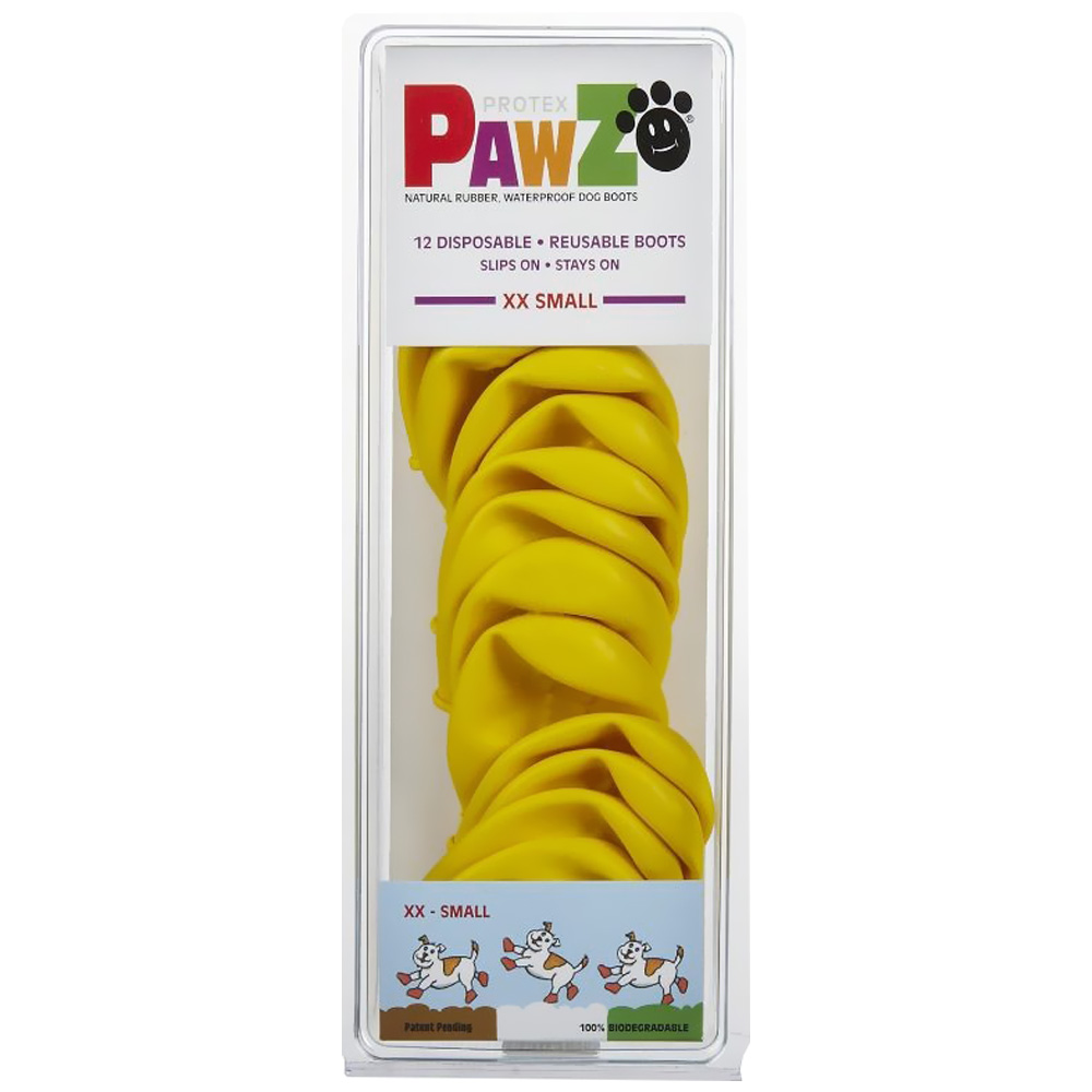 Pawz Dog Boots (XX-Small)