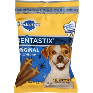 Pedigree Dentastix Daily Oral Care Small/Medium (6 oz)
