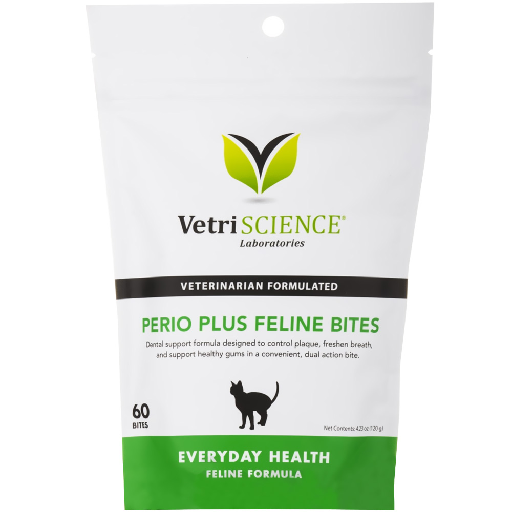 Perio Plus Feline Bites (60 chews)
