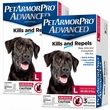 Pet Armor Pro Advanced Large (45-88 lbs) - 6 Pack