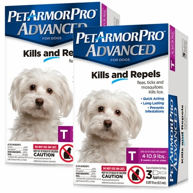 PetArmor Pro Advanced Toy (4-10 lbs) - 6 Pack