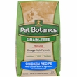 Pet Botanics Grain Free Dry Dog Food - Chicken (5 lb)