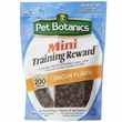 Pet Botanics® Mini Training Rewards™ - Bacon (4 oz)