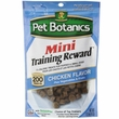 Pet Botanics® Mini Training Rewards™ - Chicken (4 oz)