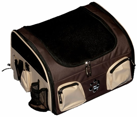 Pet Gear Booster/Carrier/Car Seat Small - Sahara