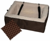 "Pet Gear Designer Booster Seat 18"" - Chocolate"
