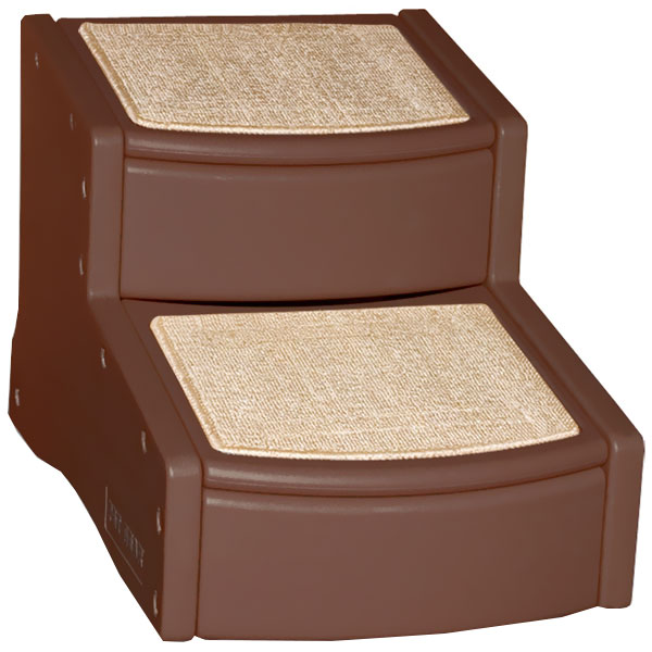 Pet Gear Easy Step II - Chocolate
