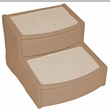 Pet Gear Easy Steps ll - Extra Wide - Tan