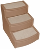 Pet Gear Easy Steps lll - Extra Wide - Tan