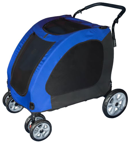 Pet Gear Expedition Pet Stroller - Blue Sky