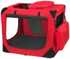 "Pet Gear Generation II Deluxe Portable Soft Crate 27.5"" - Red Poppy"