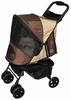 Pet Gear Happy Trails Stroller - Sahara