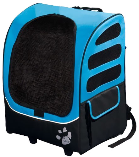 Pet Gear I-GO Plus Traveler - Ocean Blue