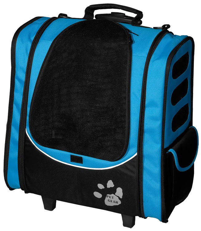 Pet Gear I-GO2 Escort - Ocean Blue